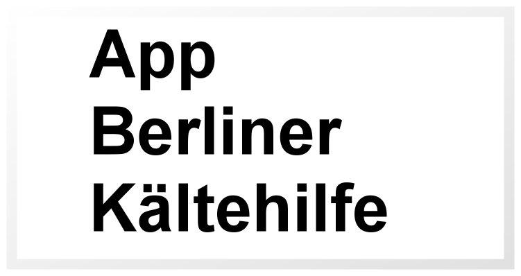 app- berliner kältehilfe