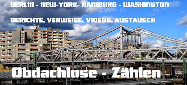 zaehlung von obdachlose berlin
