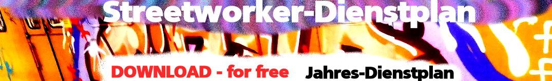 streetworker-dienstplan