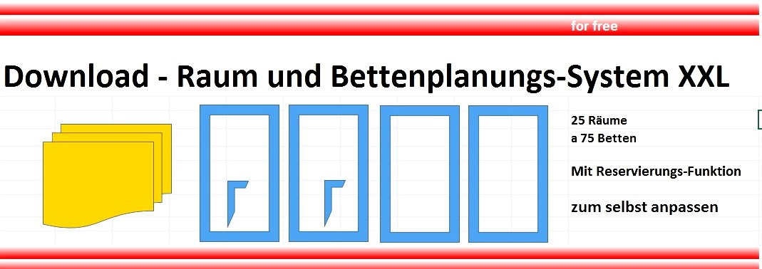 Bettenmanagement-System- Notunterkünfte