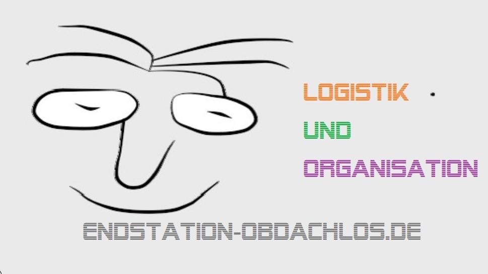 Logistik und organisation in der Obdachlosigkeit